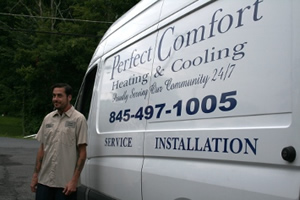 Cornwall-on-Hudson hvac contractor